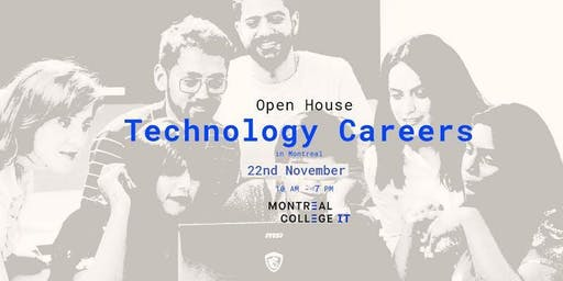 Top Technology careers in Montreal Open house