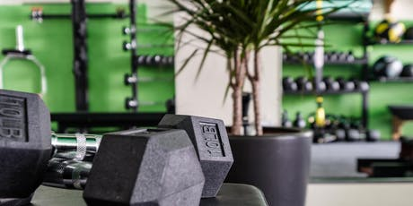 Eden Fitness Studio Open House tickets