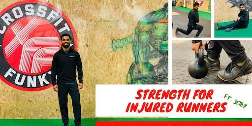 Strength Training for Injured Runners