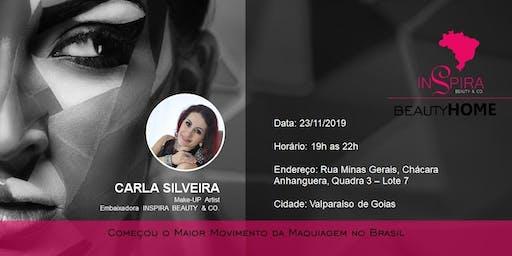 BEAUTY HOME - Auto Make com CARLA SILVEIRA