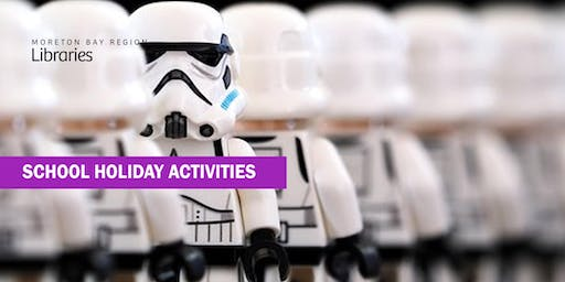 Star Wars Escape Room 3.30pm (11-17 years) - Redcliffe Library