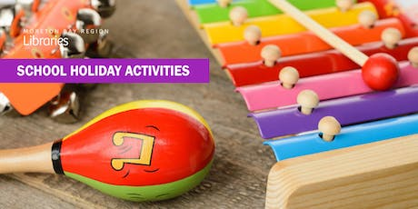 Music and Games for Under 5s (2-5 years) - Woodford Library tickets