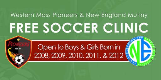 Mutiny and Pioneers Host a Free Soccer Clinic