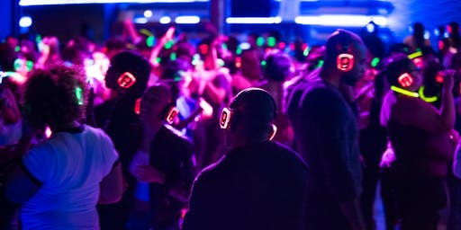 Youth Blacklight Silent Disco