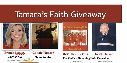 Tamara's Faith Give Away