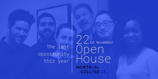 Montreal's Information Technology Open house