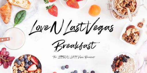 LoveNLastVegas Goodbye Breakfast