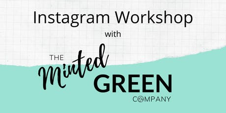 Instagram Workshop tickets