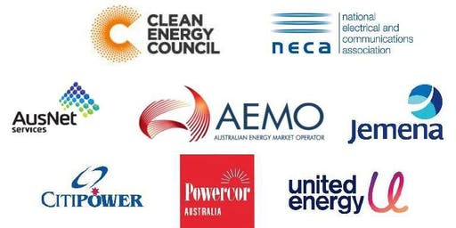 Victorian electricity industry joint workshops: DER Register