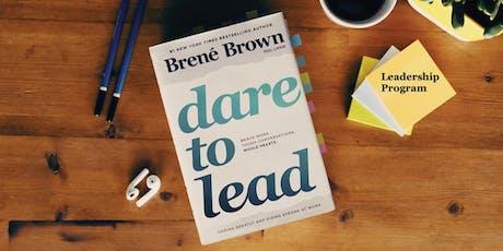 Dare to Lead™ - Facilitated by Anna Ranaldo  tickets