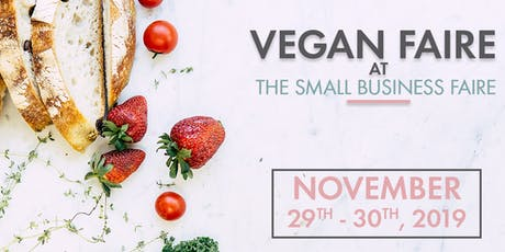 Vegan Faire tickets