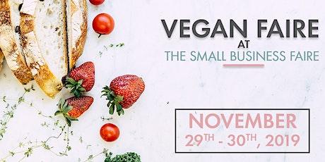 Vegan Faire tickets