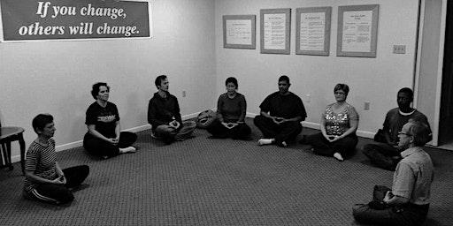 Thursday Evening Meditation