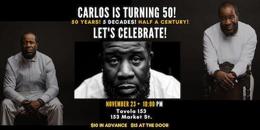 Carlos' 50th Birthday Celebration
