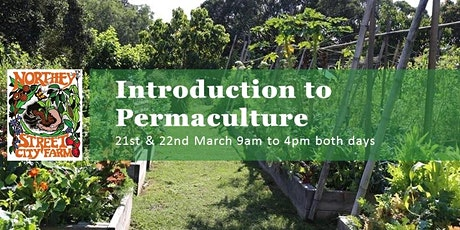 Introduction to Permaculture with Michael Wardle tickets