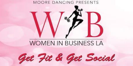 Women In Business WLA Fitness Meet-Up tickets