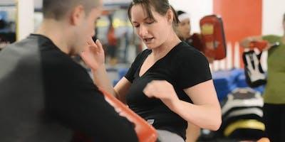 KICK-Starter Fitness and Self Defense Workshop