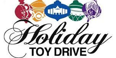After Work Holiday Mixer & Toy Drive!!