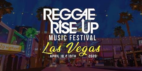 Reggae Rise Up Vegas Festival 2020 tickets
