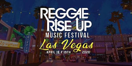 Reggae Rise Up Vegas Festival 2020 tickets