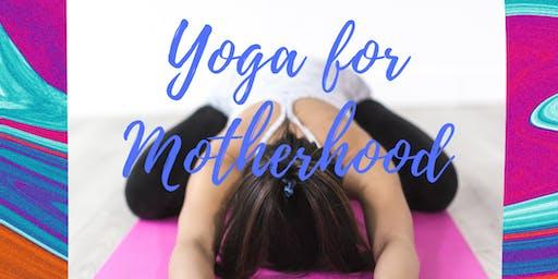 Yoga for Motherhood