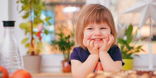 Toddler Eating Time Workshop