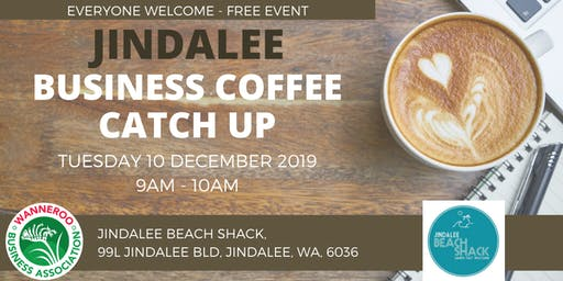 Business Coffee Catch Up - Jindalee