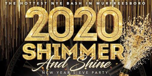 Shimmer and Shine NYE