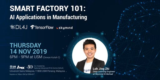 Smart Factory 101: AI Applications in Manufacturing