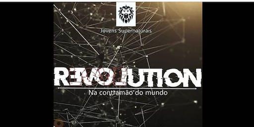 REVOLUTION LOVE CONFERÊNCIA