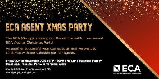 ECA Sydney Agent Xmas Party 2019 !