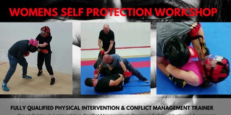 Womens Self Defence Workshop tickets