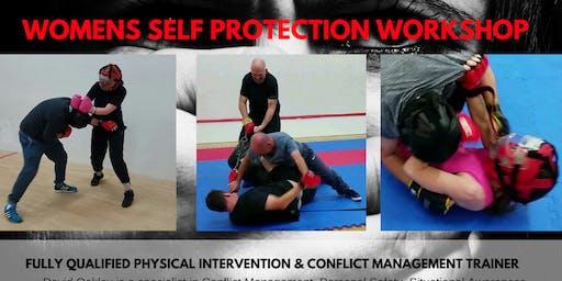 Womens Self Defence Workshop