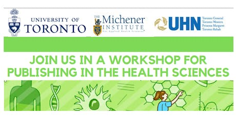 Publishing in the Health Sciences tickets