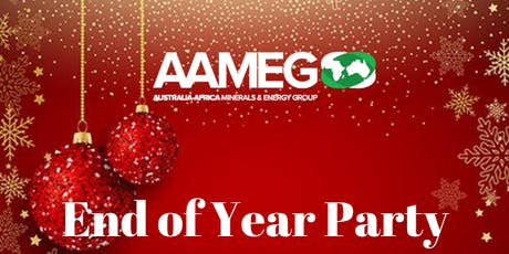 AAMEG 2019 HOLIDAY CELEBRATION tickets