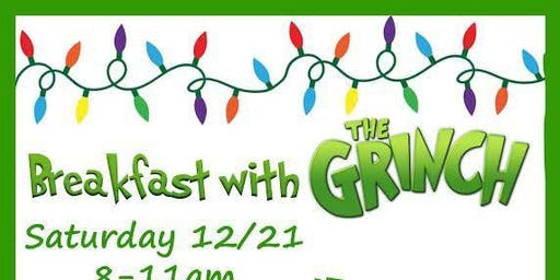 Breakfast w/ the Grinch -12/21