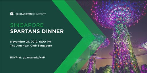 Singapore Spartans Dinner