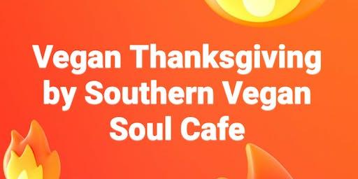 Vegan Thanksgiving Buffet in Macon, GA