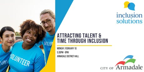 Attracting Time and Talent Through Inclusion Workshop tickets