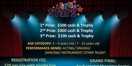 Little Stars Talent search tickets
