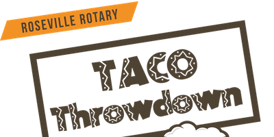 The Second AnnualTaco Throwdown