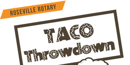 The Second AnnualTaco Throwdown