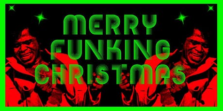Merry Funking Christmas tickets