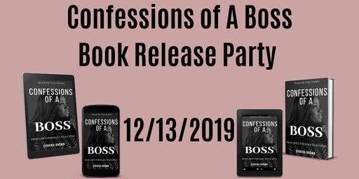 Author J Brown Book Release Party