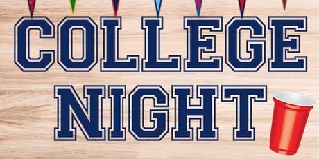 Parent Party: 6th Grade College Night! tickets