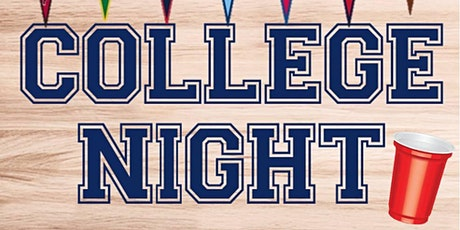 Parent Party: College Night! (CANCELED) tickets