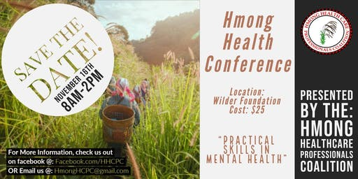 Hmong Health Conference