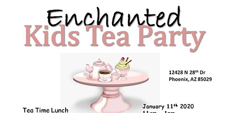 Enchanted Kids Tea Party tickets