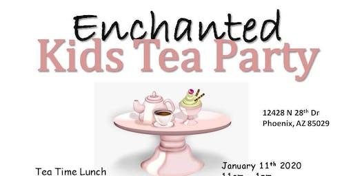 Enchanted Kids Tea Party