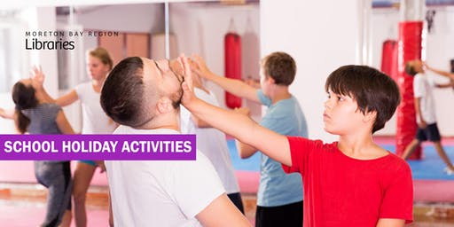 Self Defence (11-17 years) - Albany Creek Library